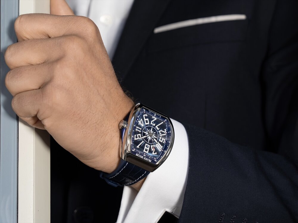 Watchmaker Franck Muller continues to test the boundaries of horological design with a series of bold new additions to its most iconic collections.