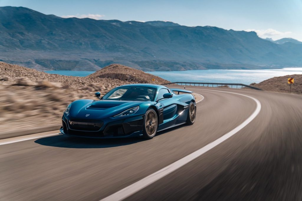 Rimac Automobili takes the hypercar market by storm with the arrival of the uber-sexy Nevera.
