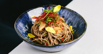 Craving the best of both worlds? Pazzi Isshokenmei promises an eclectic culinary take on Japanese-Italian cuisine in the heart of Central Hong Kong.