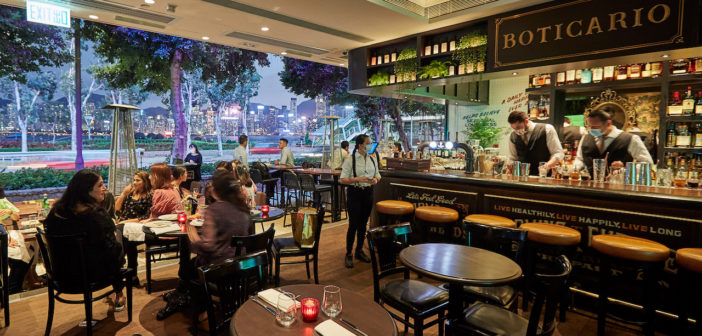 Tsim Sha Tsui's newly-opened Boticario combines the best South American street food with cocktails inspired by timeless healing traditions.