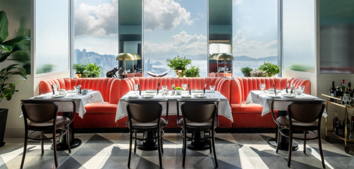 Carlye & Co, Rosewood's new private members club concept, debuts in Hong Kong.