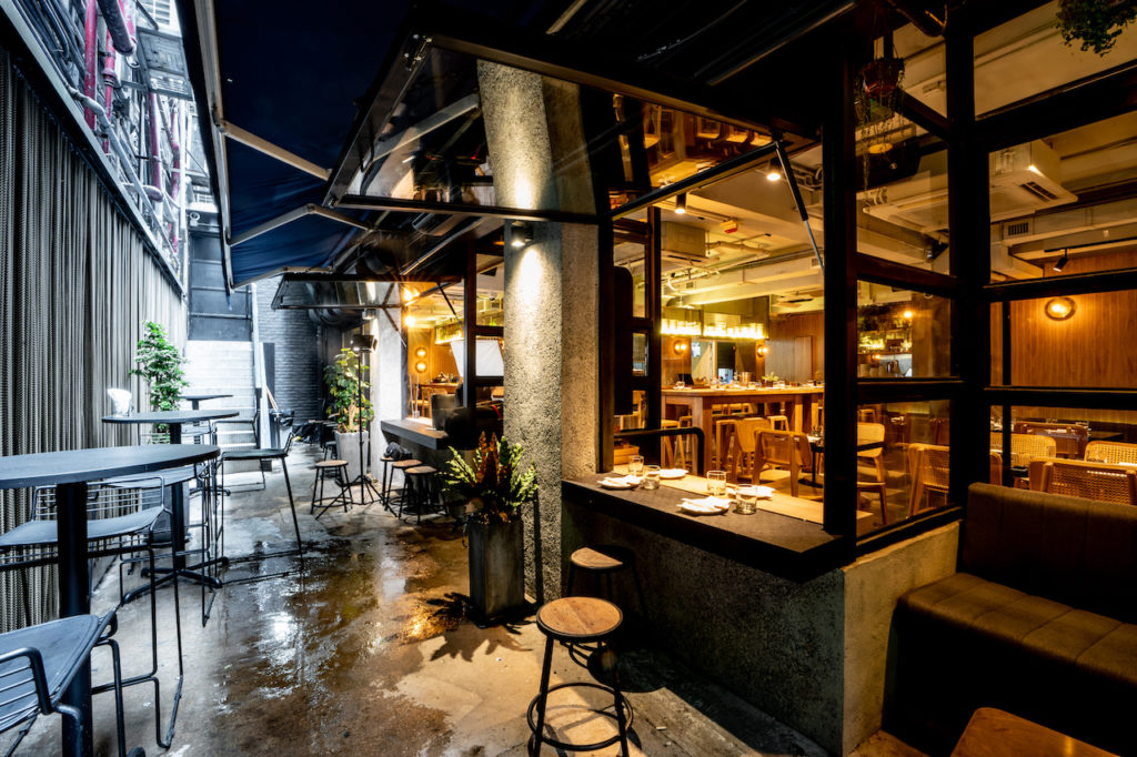 Roji, Hong Kong's newest izakaya hideaway, has all the ingredients of a true entertainment icon.