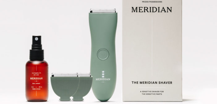 The Maintenance Package from Meridian offers modern lads emerging from lock down that chance to prune with prejudice.
