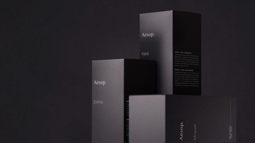 Aesop presents Othertopias, a collection of three distinctive unisex fragrance that captures the essence of wild places.