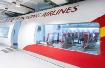 A new staycation from Sheraton Hong Kong Tung Chung and Hong Kong Airlines lets you reminisce the days of international air travel.