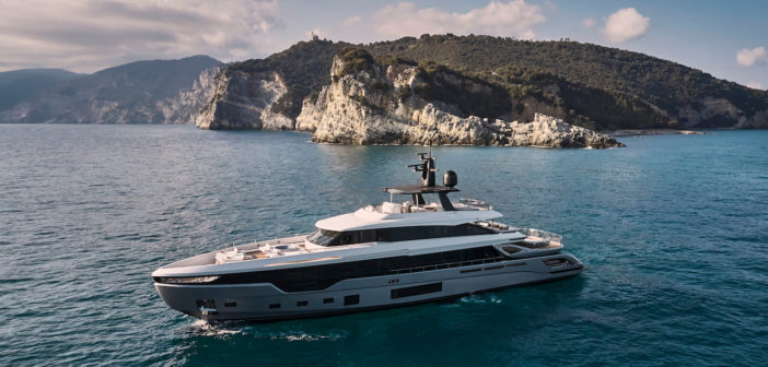 The new Grande Trideck from Azimut Yachts is a groundbreaking new step for the boatbuilder and a great platform from which to launch your new republic.