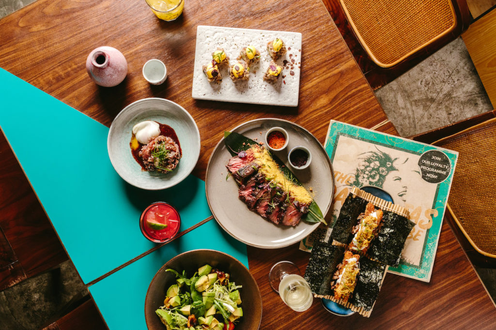 A new weekend brunch menu at Uma Nota brings the vibrant flavours of San Paulo to Central Soho.