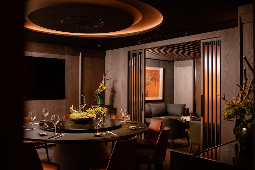 Despite the economic turndown, Club C+ opens as Hong Kong's newest private members club, an exclusive enclave open to referral patrons only.