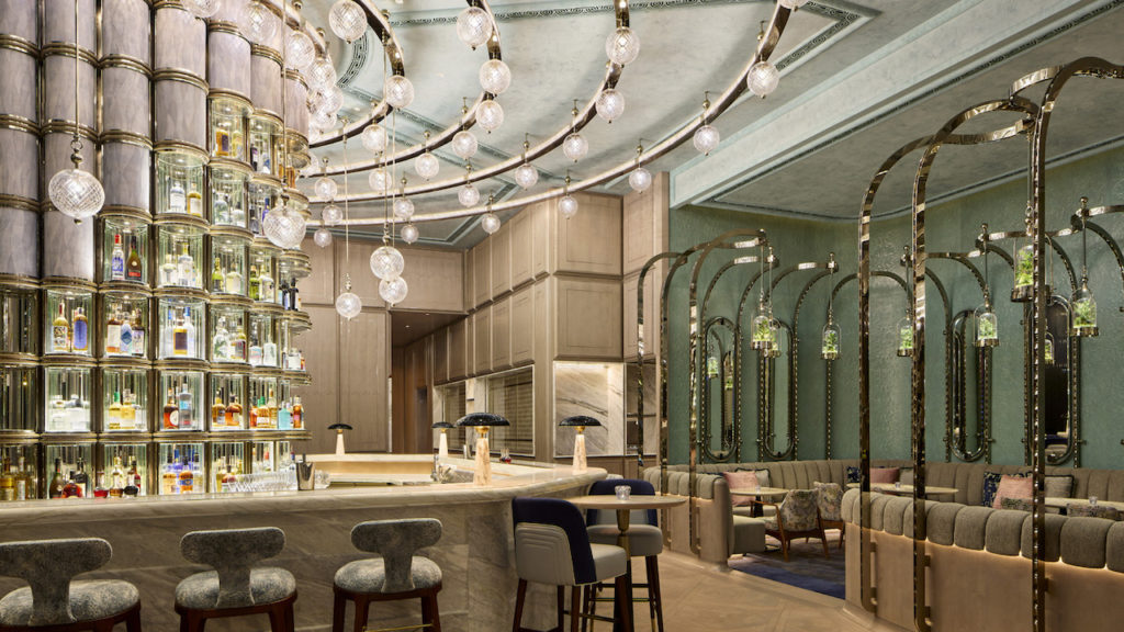 The much-anticipated new cocktail Bar Argo has arrived at Four Seasons Hotel Hong Kong as a homage to fine spirits.