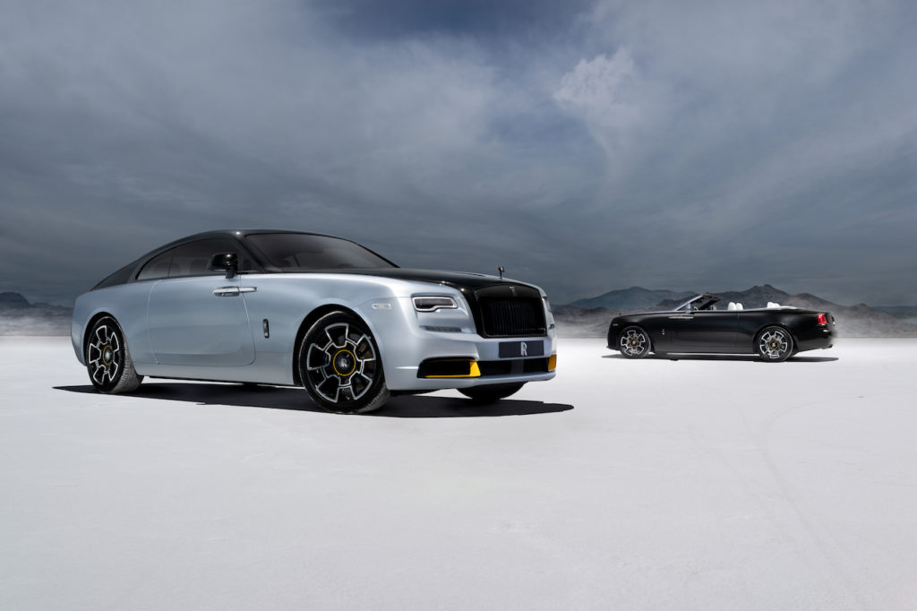 The new Landspeed Collection from Rolls-Royce tells the story of a long-forgotten hero of the racing world.