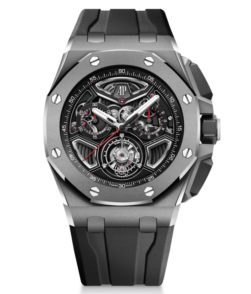 Swiss Haute Horlogerie manufacturer Audemars Piguet has made an exciting new addition to its acclaimed Royal Oak Offshore collection.