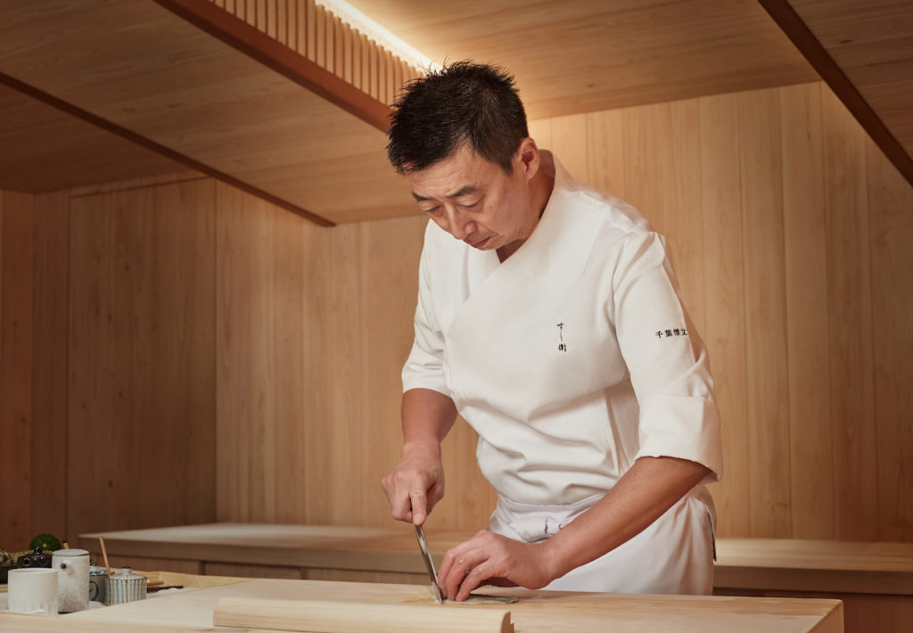 Hong Kong's culinary hotspot, Sushi Mamoru, is dedicated to the timeless traditions of edomae sushi and the best sustainable seafood.
