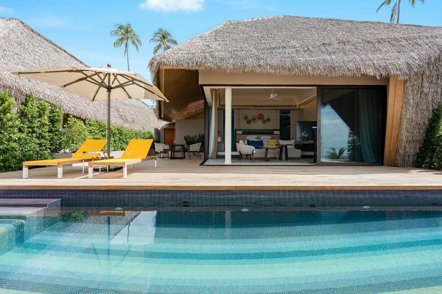 Opening in time for the island's triumphant return, the Hyatt Regency Koh Samui is the travel prescription for your Covid-era blues.