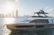 The new Azimut 68 is a pleasure craft made to meet the varying needs of today's stylish ocean-going gentleman.