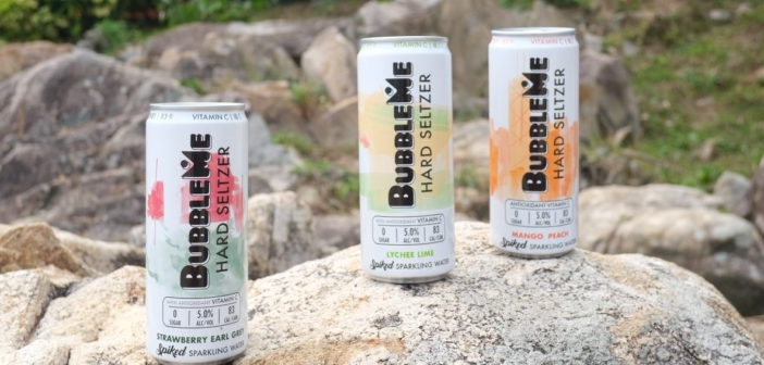 BubbleMe is Hong Kong's first locally-produced hard seltzer and the perfect summer heat buster.