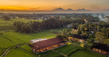 One of Bali's most acclaimed retreats, Tanah Gajah Ubud, has opened its reimagined restaurant, The Tempayan, with Executive Chef Khairudin 'Dean' Nor at the helm.