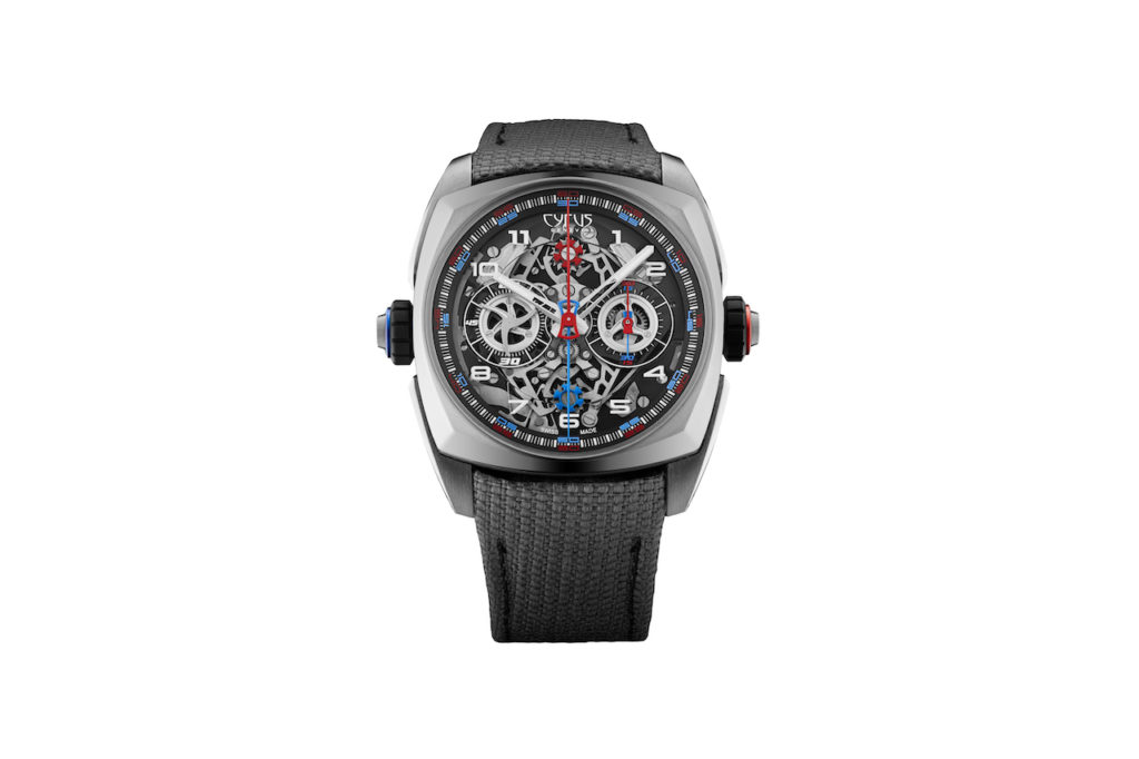 Independent Swiss watch brand Cyrus Geneva has introduced the Klepcys Dice timepiece to its Klepcys collection.
