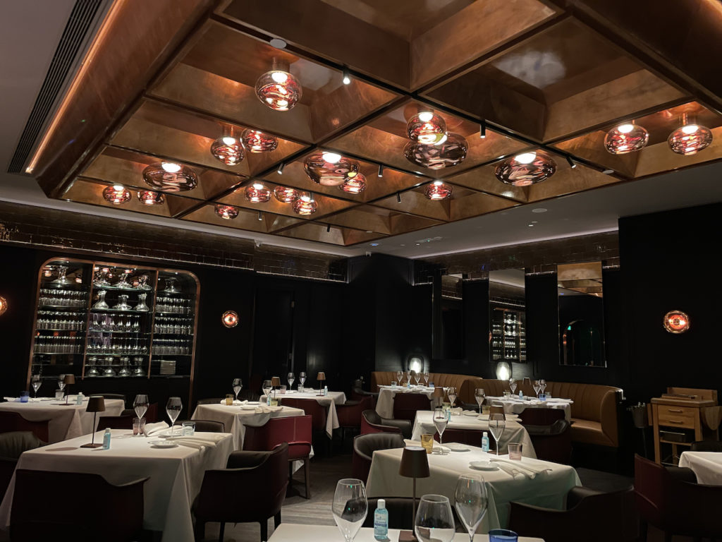 Hong Kong's newest steakhouse, REX Wine & Grill combines the culinary prowess of Chef Nate Green with the world's best wine and beef.
