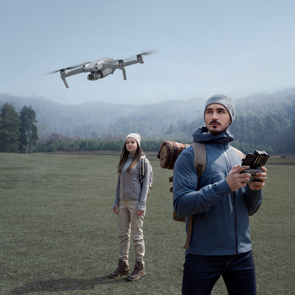 DJI continues to dominate the consumer drone market with the introduction of the DJI Air 2S, its most advanced compact drone to date.