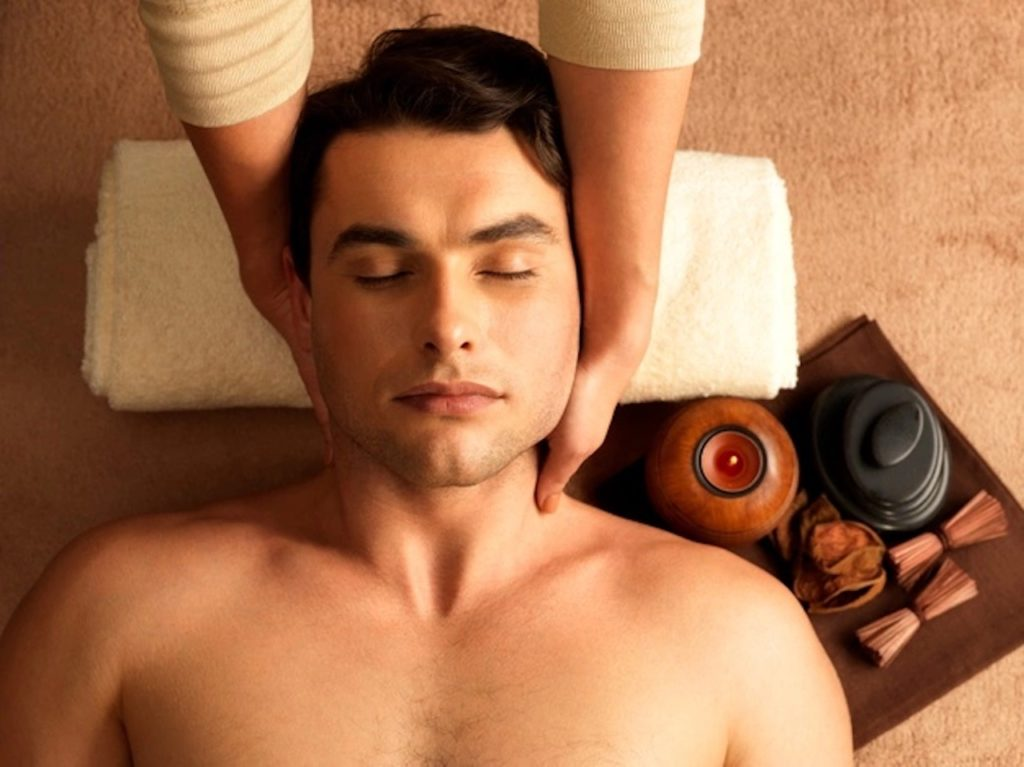 A new treatment at The Oriental Spa combines timeless massage techniques with stress-busting CBD oil.