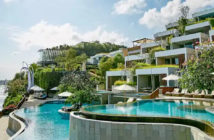 Anantara Uluwatu Resort Bali is one of the island's Grande Dame retreats, with slick, private guest rooms and epic sunset vistas.