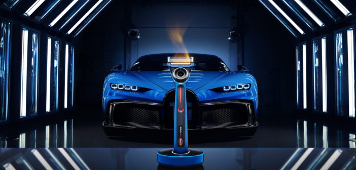 Combining cutting-edge performance with stellar good looks, the new-look GilletteLabs | Bugatti Special Edition Heated Razor promises a shaving experience like no other.