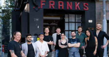 One of Hong Kong's favourite American Italian restaurants, Frank's is back with a new menu and a vibrant new look.