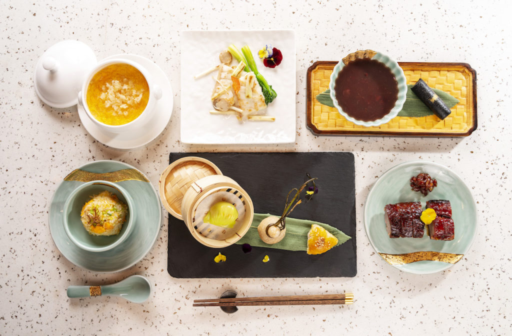 Dedicated to preserving authentic Cantonese cuisine, Hong Kong's Yung's Bistro has launched a new à la carte menu of seasonal dishes and dim sum.