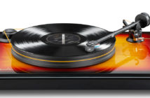 Fender has collaborated with Mobility Fidelity Electronics to create its first-ever turntable in its iconic sunburst pattern.