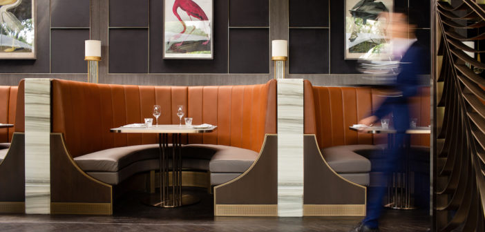 Acclaimed for its year-round terrace and simplistic yet elegant approach to European cuisine, The Continental returns to Hong Kong's Pacific Place.