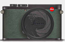 Leica debuts its collaboration with the Bond franchise with a special No Time to Die rendition of its iconic Q2 camera system.