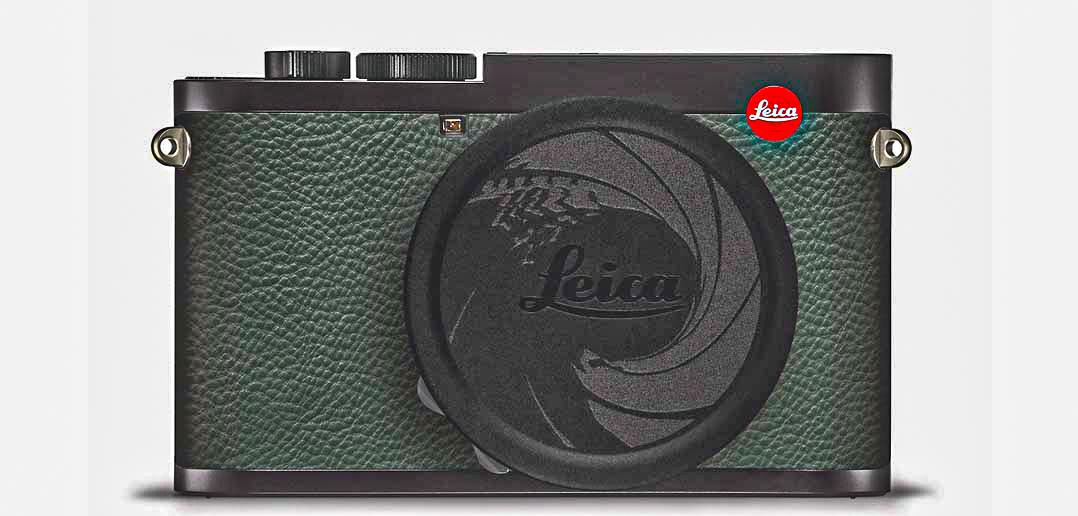 Leica Creates 007 Limited Edition Camera