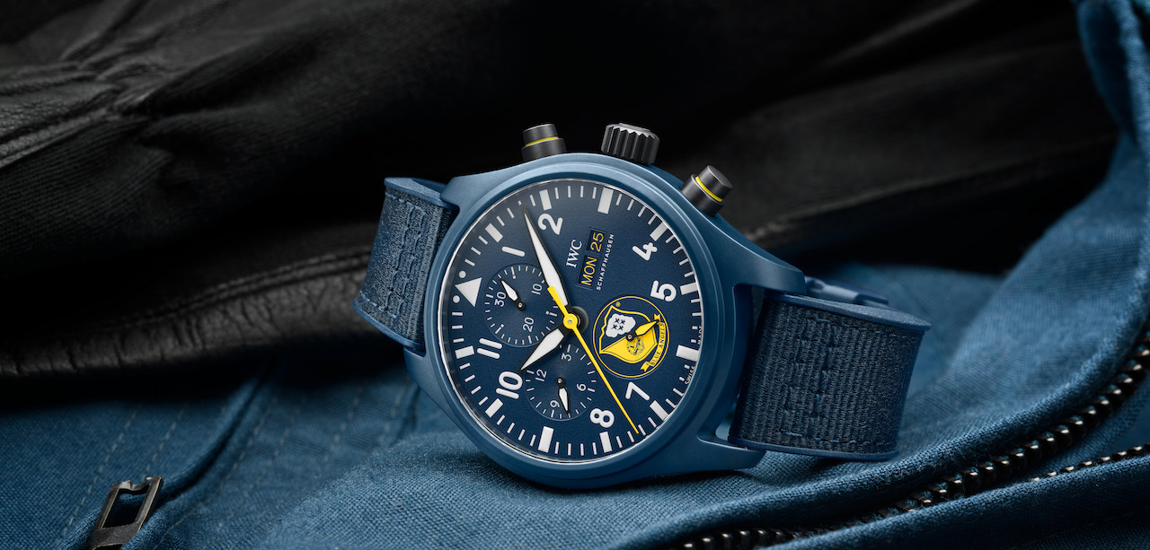 Watches for Would-Be Flyboys