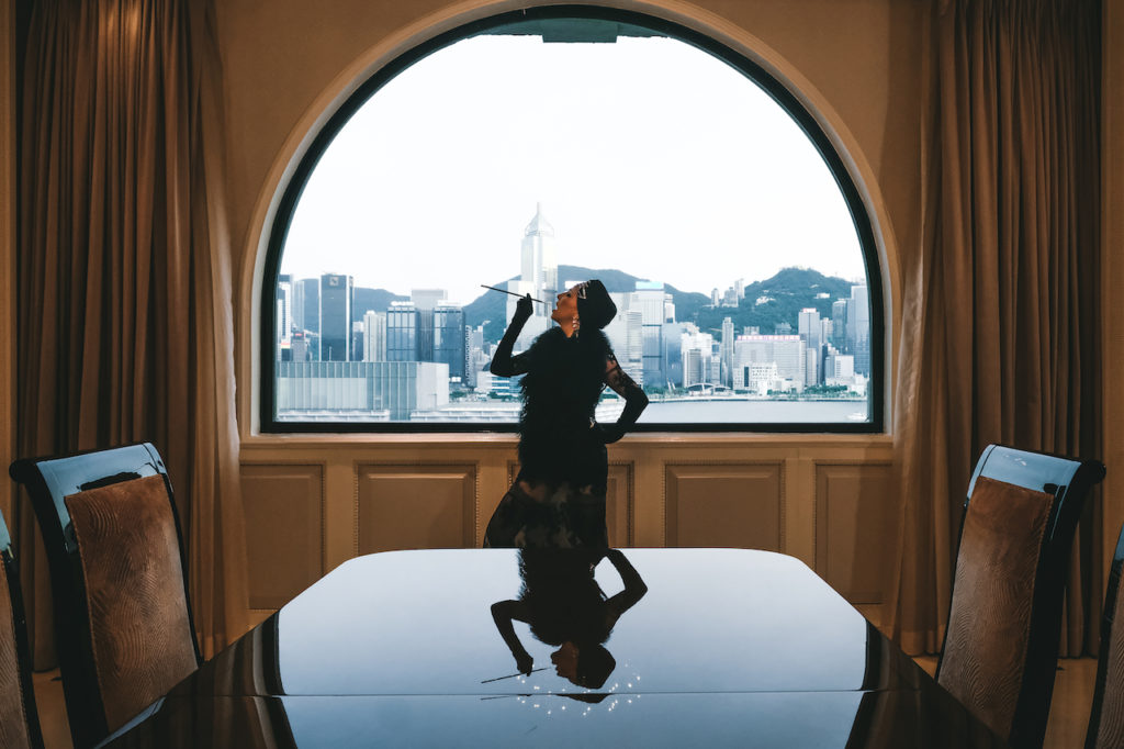 A new interactive dining experience at The Peninsula Hong Kong channels great literary character Jay Gatsby.