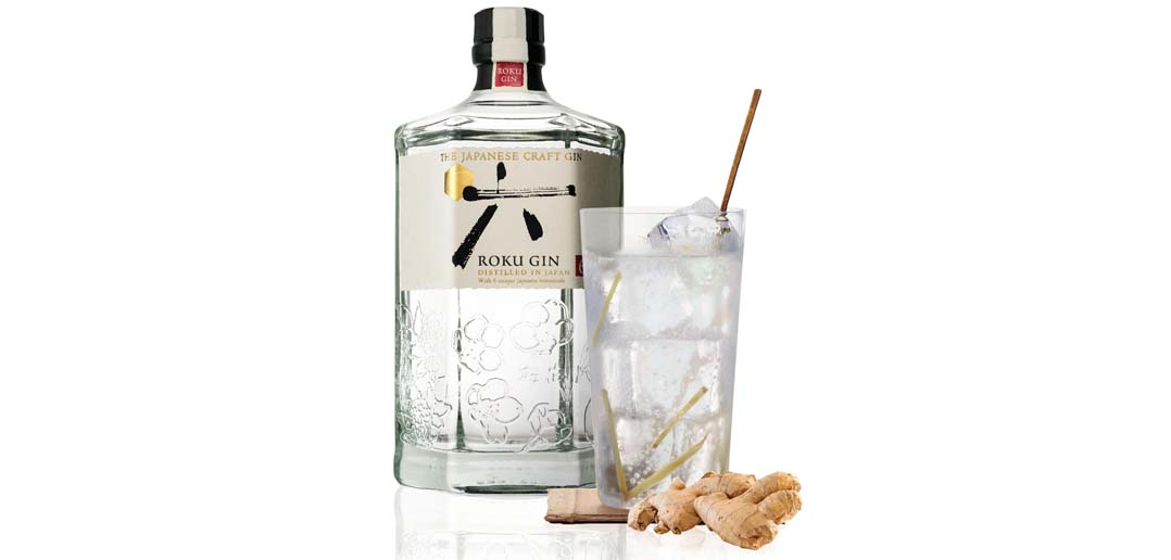 Gin From the Land of the Rising Sun
